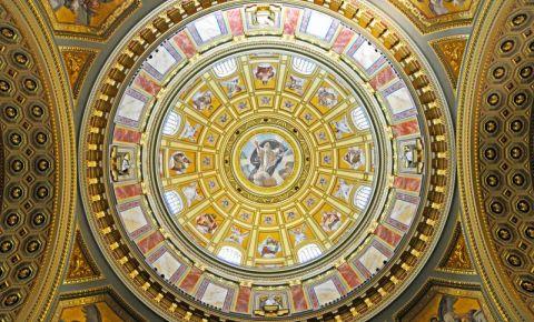 Basilica Sfantul Stefan din Budapesta (interior)