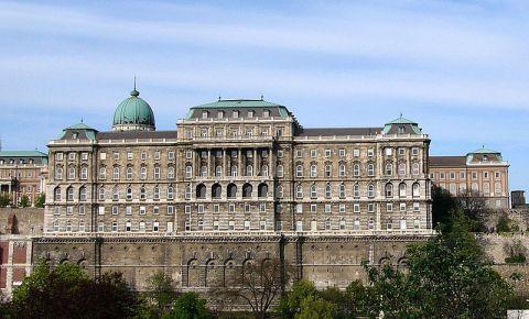 Biblioteca Nationala Szechenyi din Budapesta