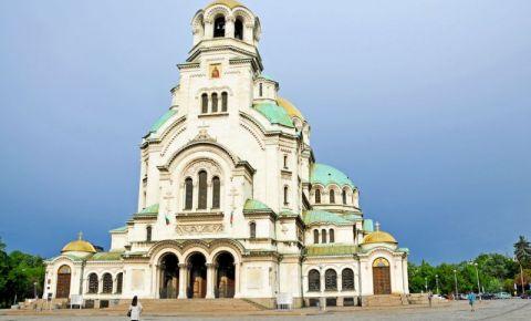 Biserica Alexander Nevski din Sofia