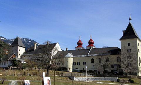 Biserica Benedictina din Millstatt
