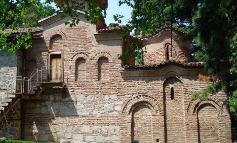 Biserica Boiana din Sofia