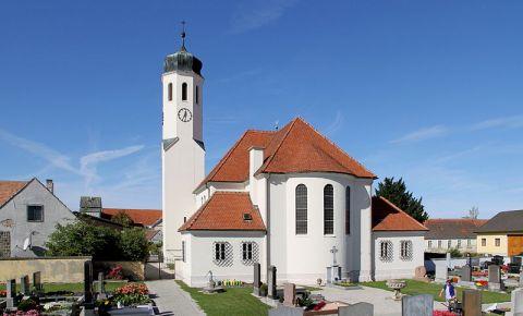 Biserica Catolica din Rust