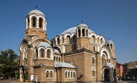 Biserica celor Sapte Sfinti din Sofia