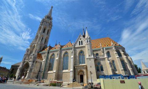 Biserica Matyas din Budapesta