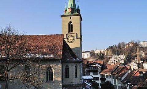Biserica Nydegg din Berna