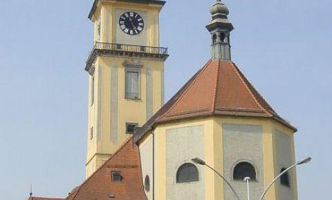 Biserica Parohiala a Adormirii Maicii Domnului din Linz
