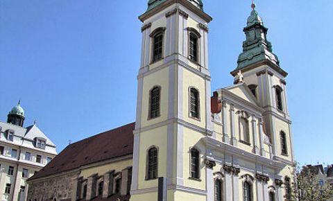 Biserica Parohiala din Budapesta