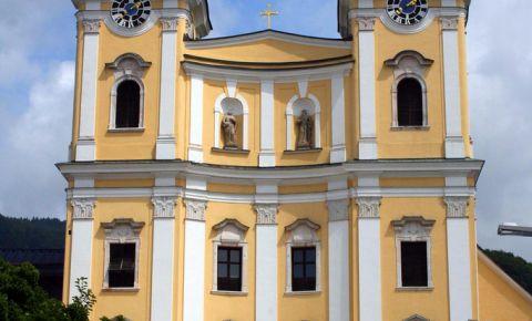 Biserica Parohiala din Mondsee