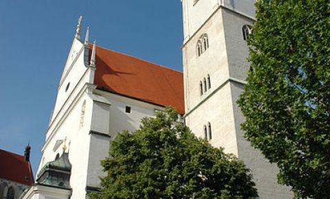 Biserica Parohiala Sfantul Veit din Krems