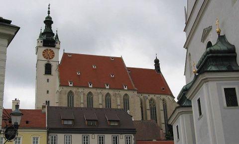 Biserica Piarista Sfantul Stefan din Krems