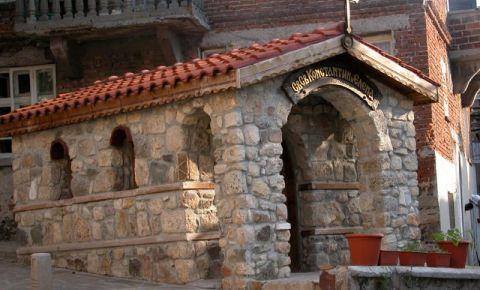 Biserica Renascentista Sfantul Zosim din Sozopol