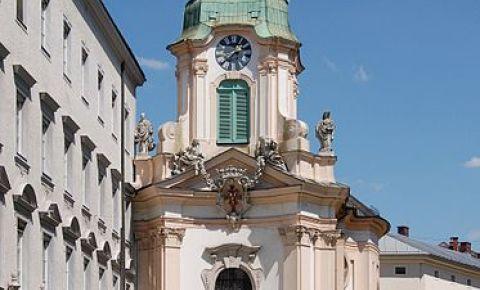 Biserica Seminarului Teologic din Linz