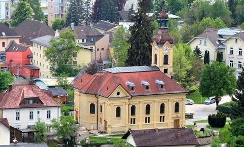 Biserica Sfanta Egid din Klagenfurt