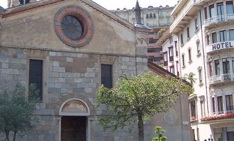 Biserica Sfanta Maria din Lugano