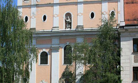 Biserica Sfanta Maria din Steyr
