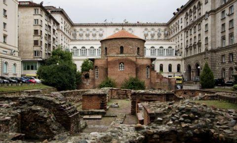 Biserica Sfantul Gheorghe din Sofia