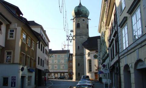 Biserica Sfantul Laurentiu din Bludenz