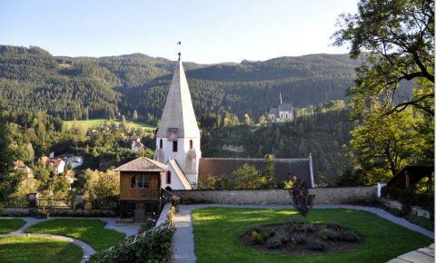 Biserica Sfantul Matei din Murau