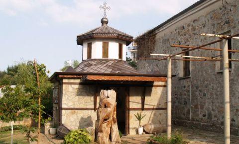 Biserica Sfantul Nicolae din Chernomorets