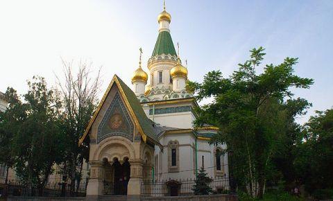 Biserica Sfantul Nicolae din Sofia