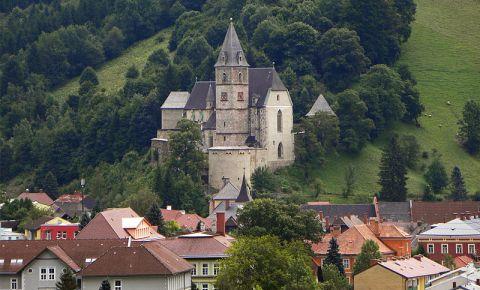 Biserica Sfantul Oswald din Eisenerz