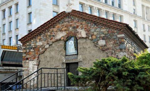 Biserica Sfantul Petka al Selarilor din Sofia