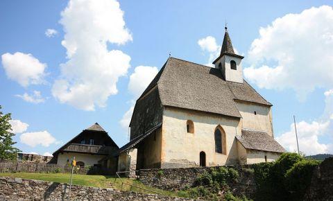 Biserica Sfantul Petru din Friesach