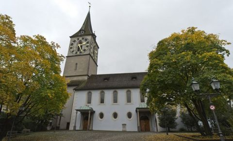 Biserica Sfantul Petru din Zurich