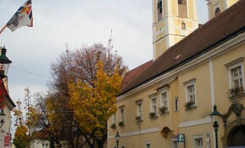 Biserica Sfantul Stefan din Tulln