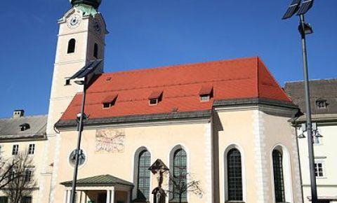 Biserica Sfantului Spirit din Klagenfurt