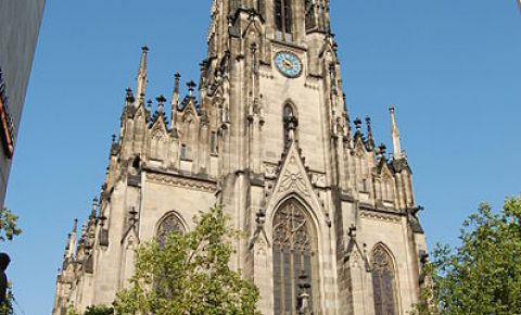 Biserica St Elisabeth din Basel