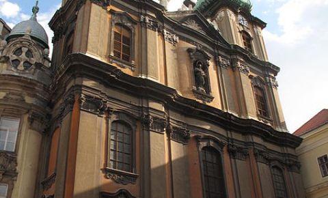 Biserica Universitara din Budapesta