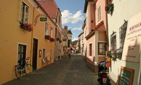 Bulevardul Principal din Durnstein