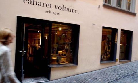 Cabaretul Voltaire din Zurich