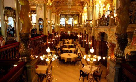 Cafeneaua New York din Budapesta