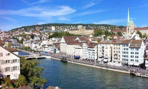 Cartierul Niederdorf din Zurich