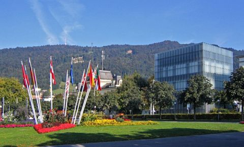 Casa Artelor din Bregenz