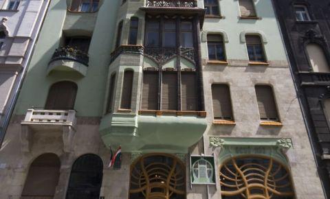 Casa Bedo din Budapesta