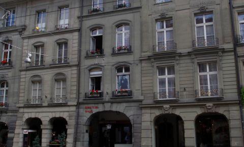 Casa Einstein din Berna