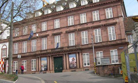 Casa Livada de Visini din Basel