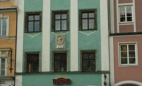 Casa lui Franz Schubert din Steyr