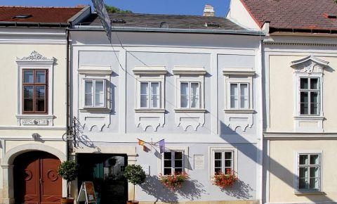 Casa lui Haydn din Eisenstadt