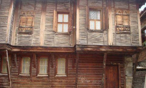 Casa Memoriala Ana Trendafilova din Sozopol