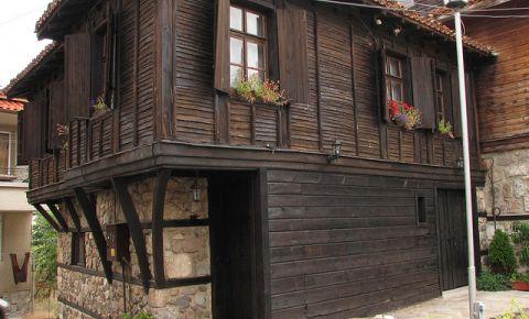 Casa Memoriala Dimitur Laskaridis din Sozopol
