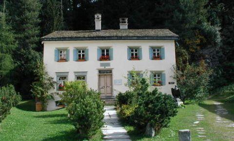 Casa Memoriala Friedrich Nietzsche din St Moritz