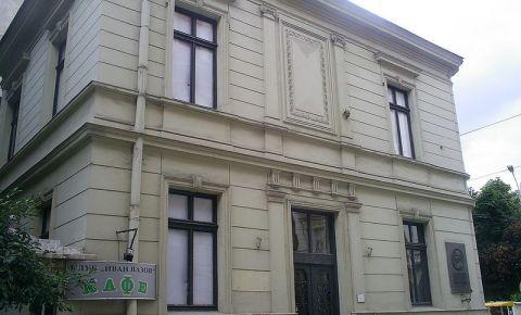Casa Memoriala Ivan Vazov din Sofia