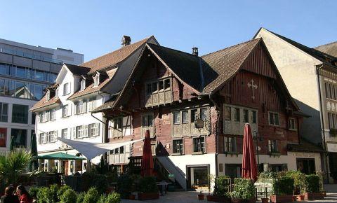 Casa Rosie din Dornbirn