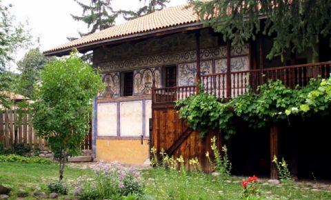 Casa Velianov din Bansko