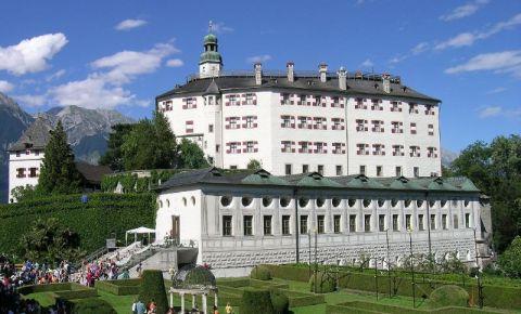 Castelul Ambras din Innsbruck
