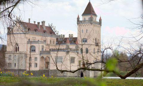 Castelul Anif din Salzburg